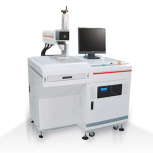 DPSS Laser Marking Machine